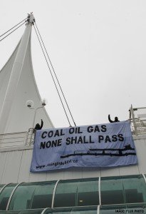 Coal Oil Gas - None Shall Pass