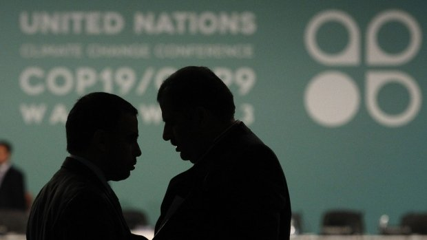 Canada's greenhouse gas stance slammed as COP 19 seeks solutions