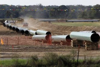 U.S. scientists are warning that there are environmental risks, regulatory holes and serious unknowns regarding the shipment of Alberta oilsands products by pipeline, rail and tanker.  Photograph by: Tony Gutierrez , The Associated Press
