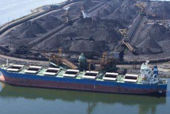 Westcoast coal terminal