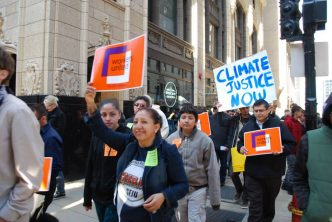 Climate Justice Now