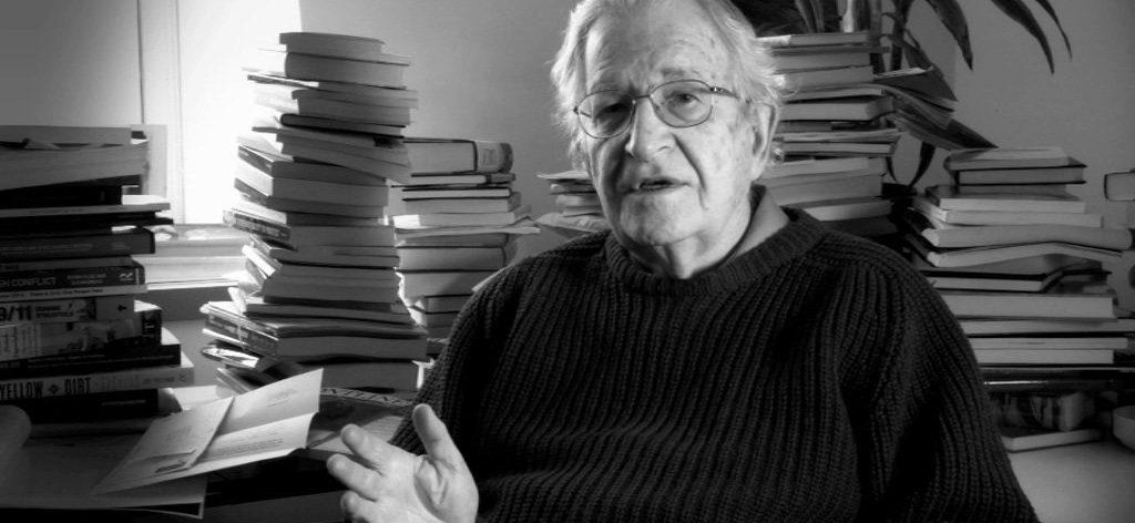 Noam Chomsky: Liberation Ecology