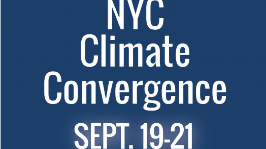 NYC Climate Convergence