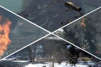 Oil disasters