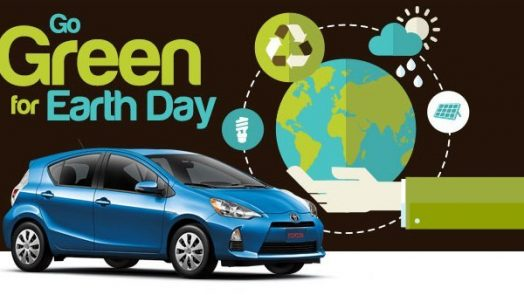 Earth Day, Toyota