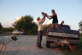 anti-fracking family