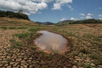 Brazilian drought