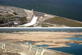Folsom reservoir