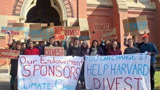 Harvard divestment
