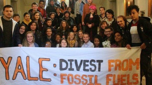 Yale divestment
