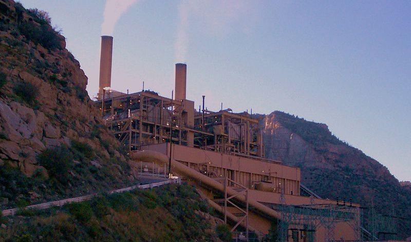 Power plant, Utah
