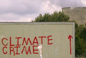 Climate crime