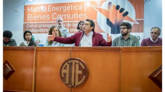 International Meeting on the Energy Mix and the Commons