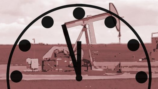 Out of time oil well