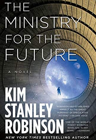 The Ministry of the Future front cover