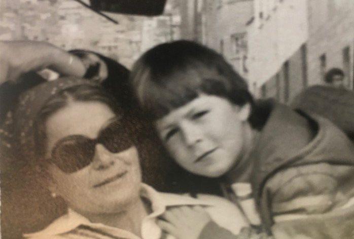 Mateo Nube at age 7