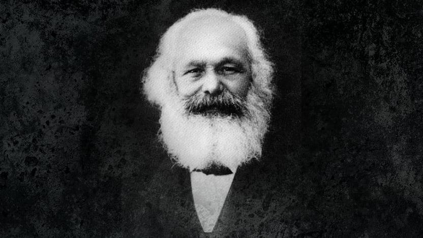 Karl Marx photo