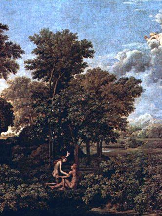 Painting of Springtime