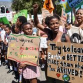 Cape Town Youth Climate Strike